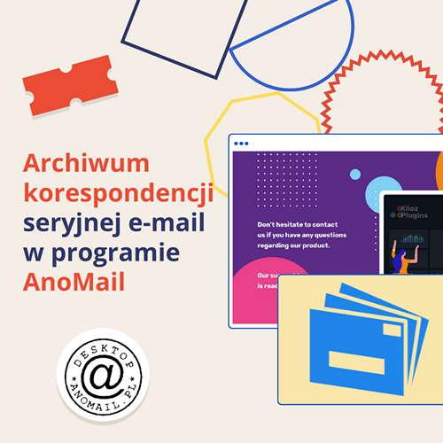 Archiwum korespondencji e-mail