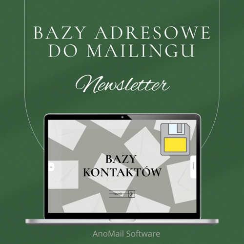 Bazy adresów e-mail