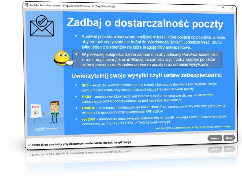Jak zwiększyć dostarczalność poczty