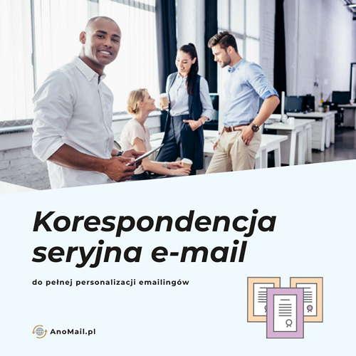 Korespondencja seryjna e-mail