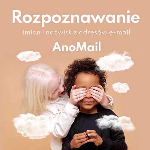 Rozpoznawanie imion i nazwis z adresów e-mailk