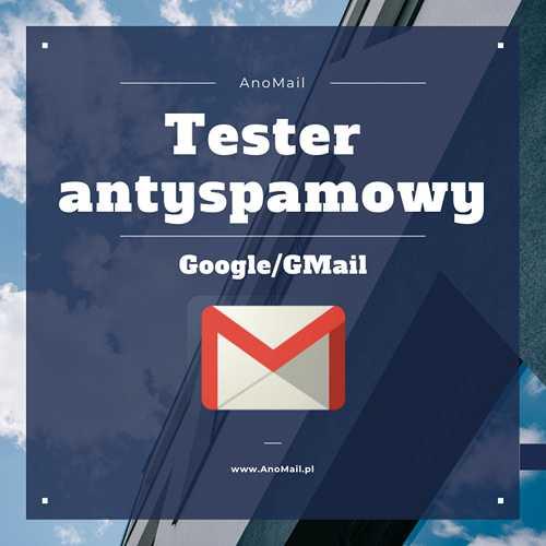 Google Antyspam integracja