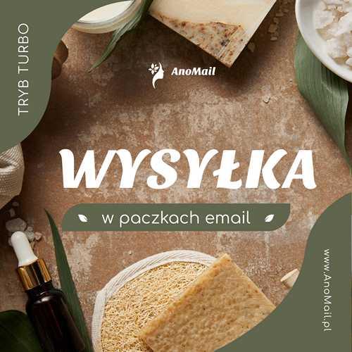 AnoMail – wysyłka email w paczkach