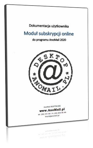Dokumentacja do moduł subskrypcji online