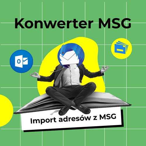 Konwerter MSG do EML w AnoMail