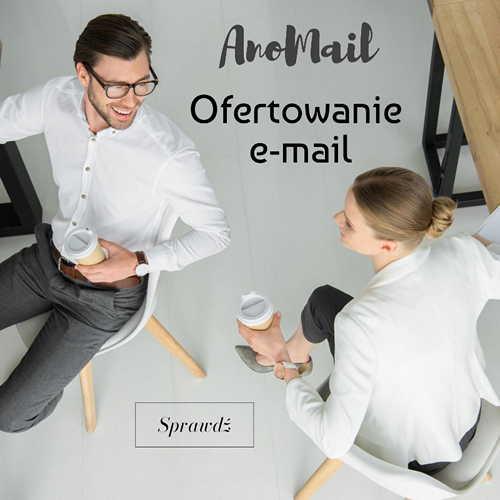 Ofertowanie e-mail w AnoMail