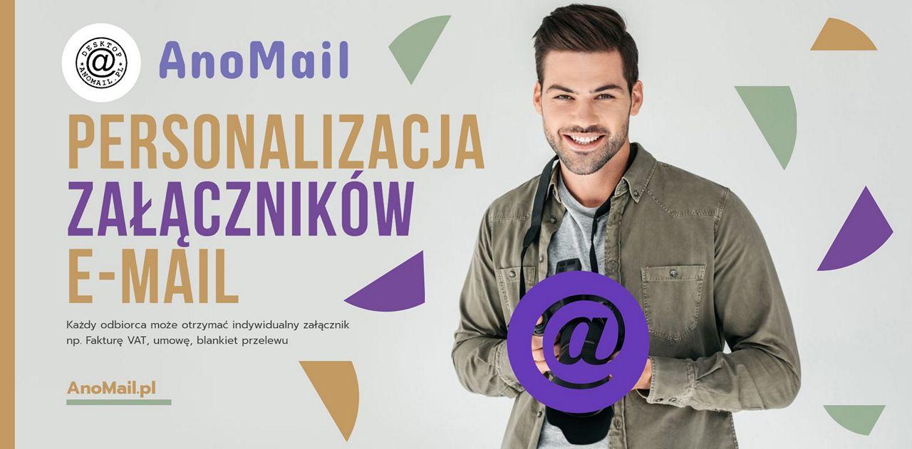 Personalizacja załączników e-mail