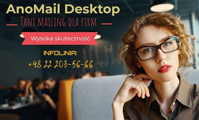 AnoMail - Zadzwoń jeżeli masz pytanie