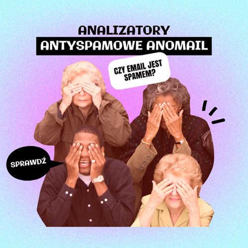 Analizator antyspamowy AnoMail