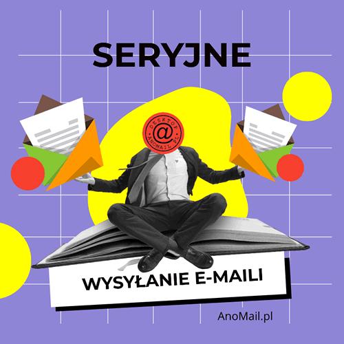 Seryjne wysyłanie maili